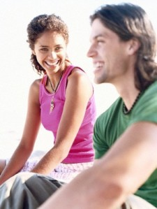 woman-laughing-with-man