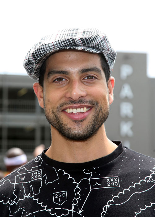 adam rodriguez girlfriend