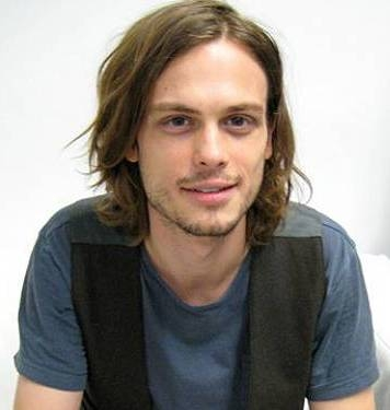 Matthew Gray Gubler is an
