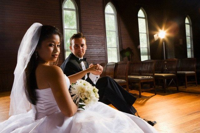 Asian caucasian intermarriage