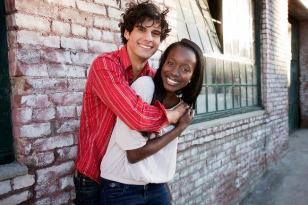 Image result for Black woman white man