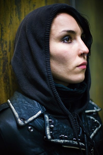 Sympathise girl with dragon tattoo noomi rapace delightful